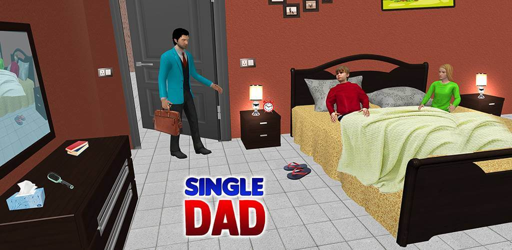Single Dad Simulator