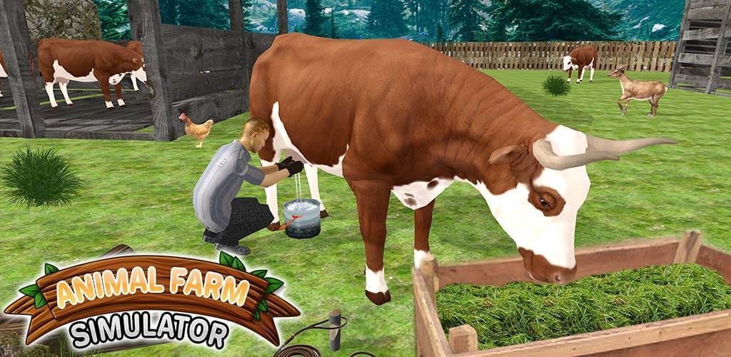 Animal Farm Simulator